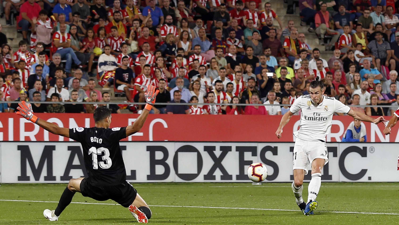 Bale Girona Real Madrid