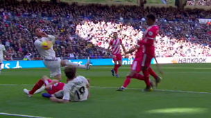 Penalti mano Ramos Real Madrid Girona