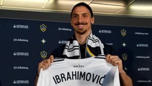 Zlatan Ibrahimovic L.A. Galaxy 30032018