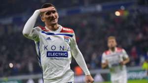 Houssem Aouar Lyon monaco ligue 1 16122018