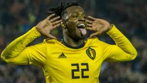 ONLY GERMANY Michy Batshuayi Belgium