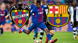 FC Barcelona UD Levante 07012018