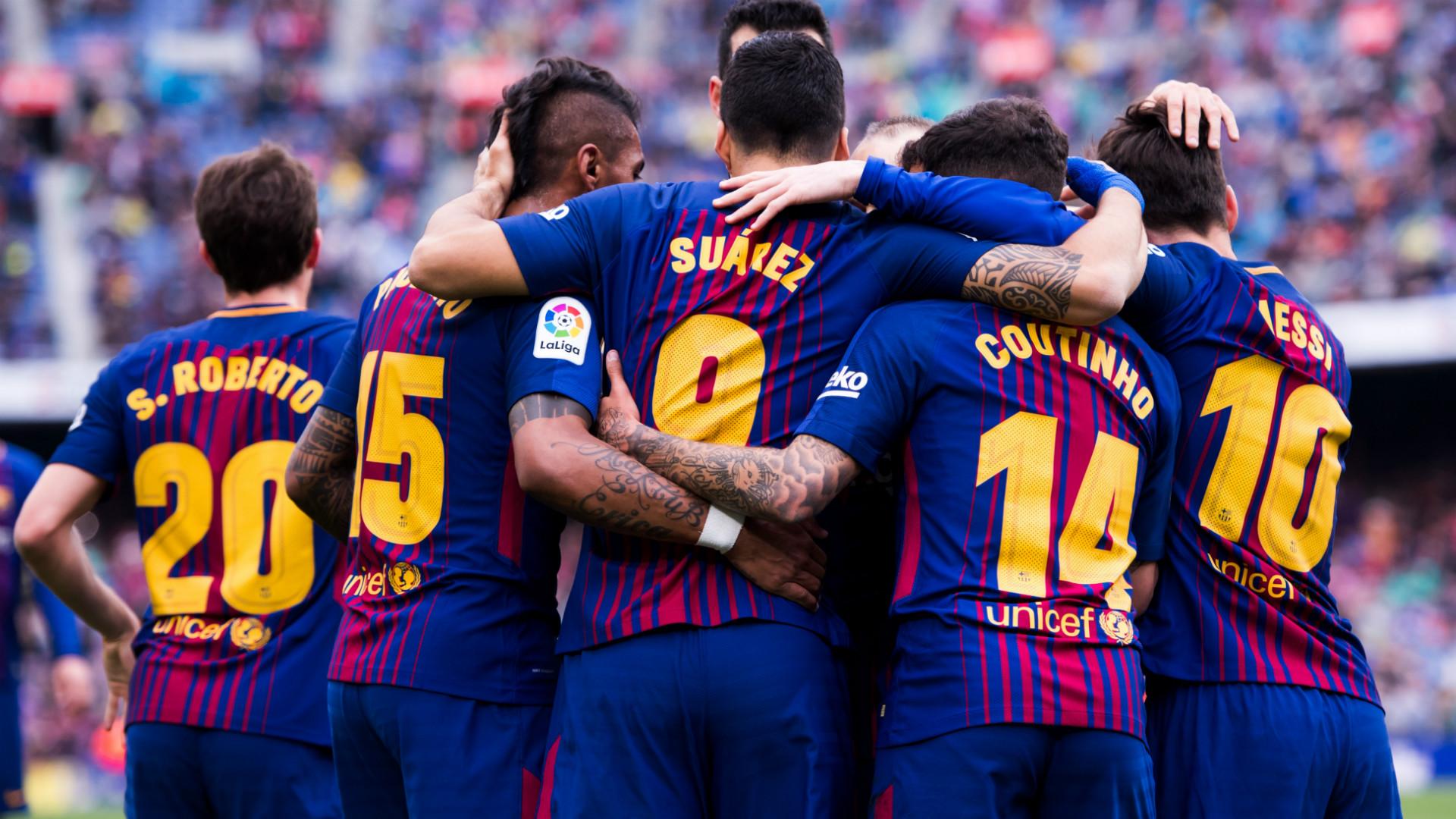 Gol de Suárez para la victoria de Barcelona