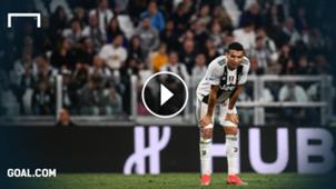 GFX Playbutton Cristiano Ronaldo Juventus 20102018