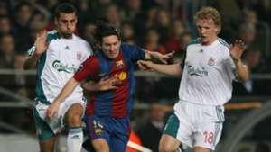 Lionel Messi Liverpool