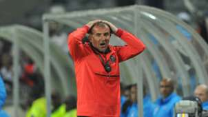 Micho Sredojevic of Orlando Pirates August 2018