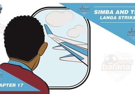 #WeAreYoungBafana: Simba and the Langa Strikers