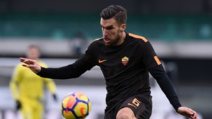 Kevin Strootman, Roma, Chievo, Serie A, 10122017