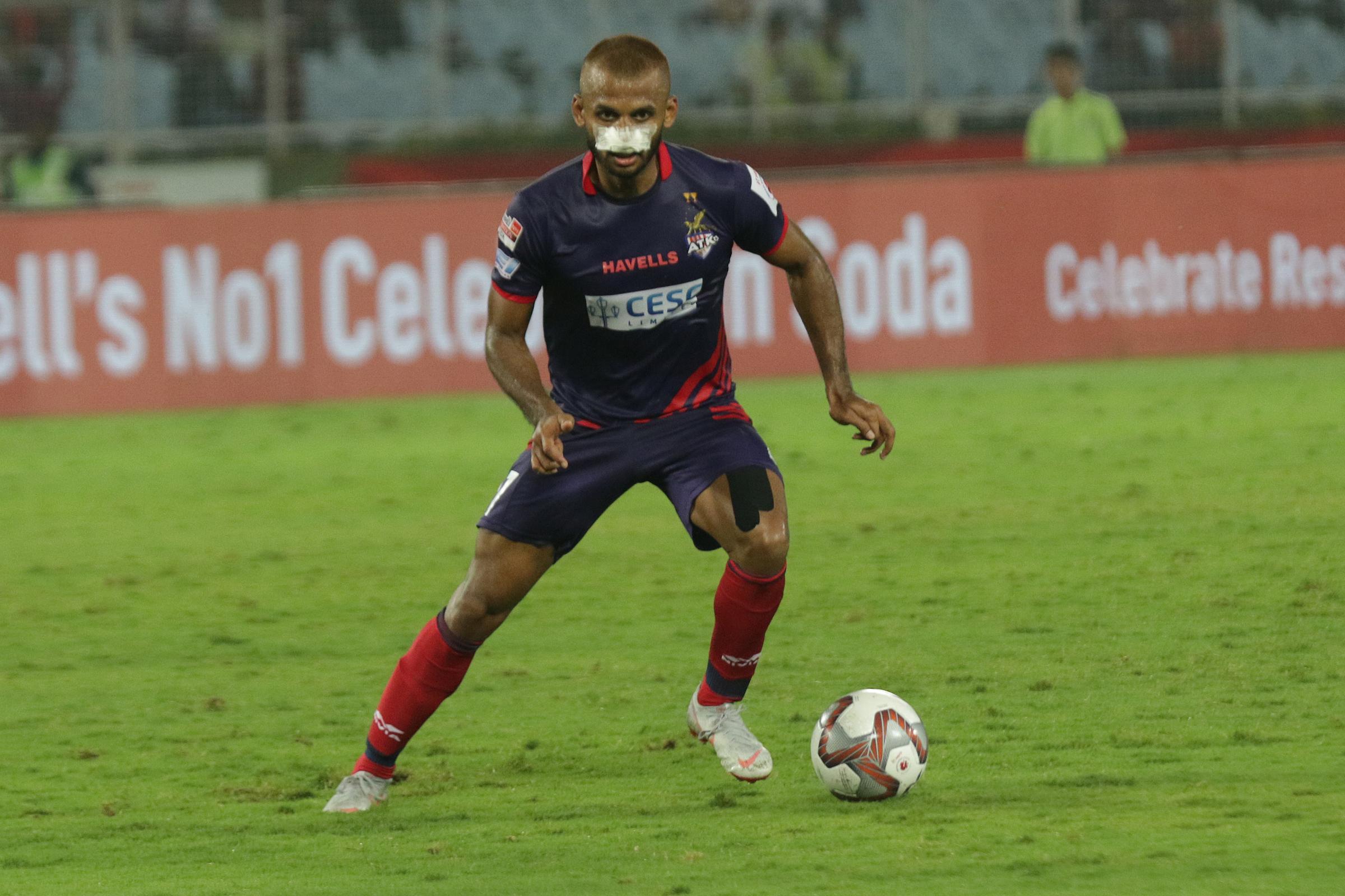 Pronay Halder ATK FC Goa ISL 2018-19
