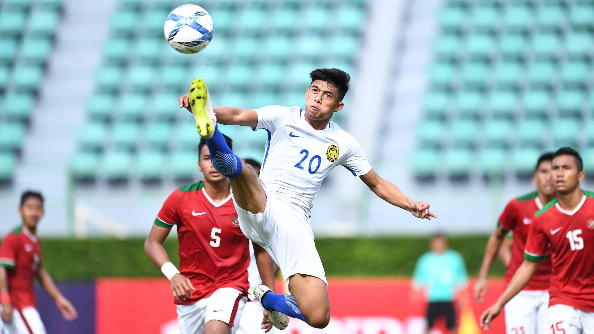 Kualifikasi Piala Asia U-23: Indonesia v Malaysia