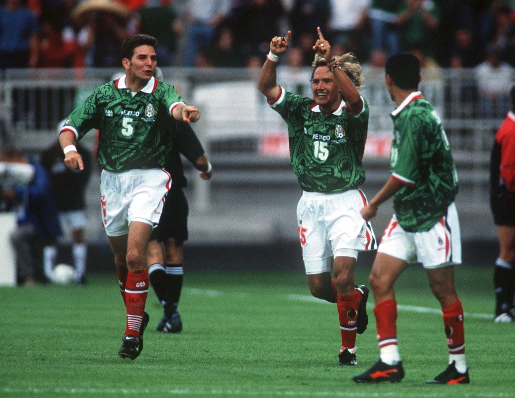 México vs Corea del Sur
