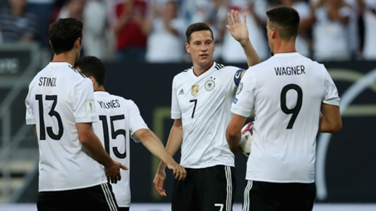 Draxler Stindl Germany