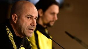 Peter Bosz, Borussia Dortmund 12052017
