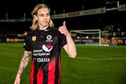 Elias Mar Omarsson -- Excelsior vs VVV-Venlo