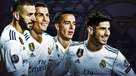 Real Madrid GFX