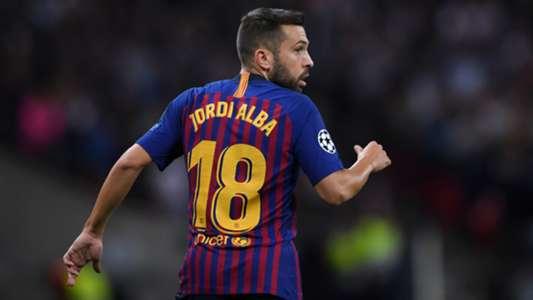 FC Barcelona Jordi Alba 03102018