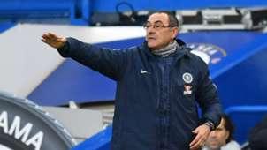 Mautizio Sarri Chelsea 2018
