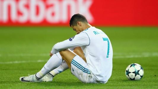 Cristiano Ronaldo Borussia Dortmund Real Madrid Champions League 26092017