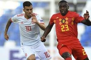España Sub 21 Bélgica Sub 21 Europeo