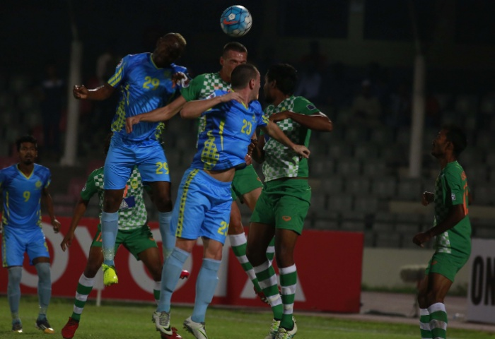 Abahani Dhaka vs Maziya S&RC AFC Cup 2017