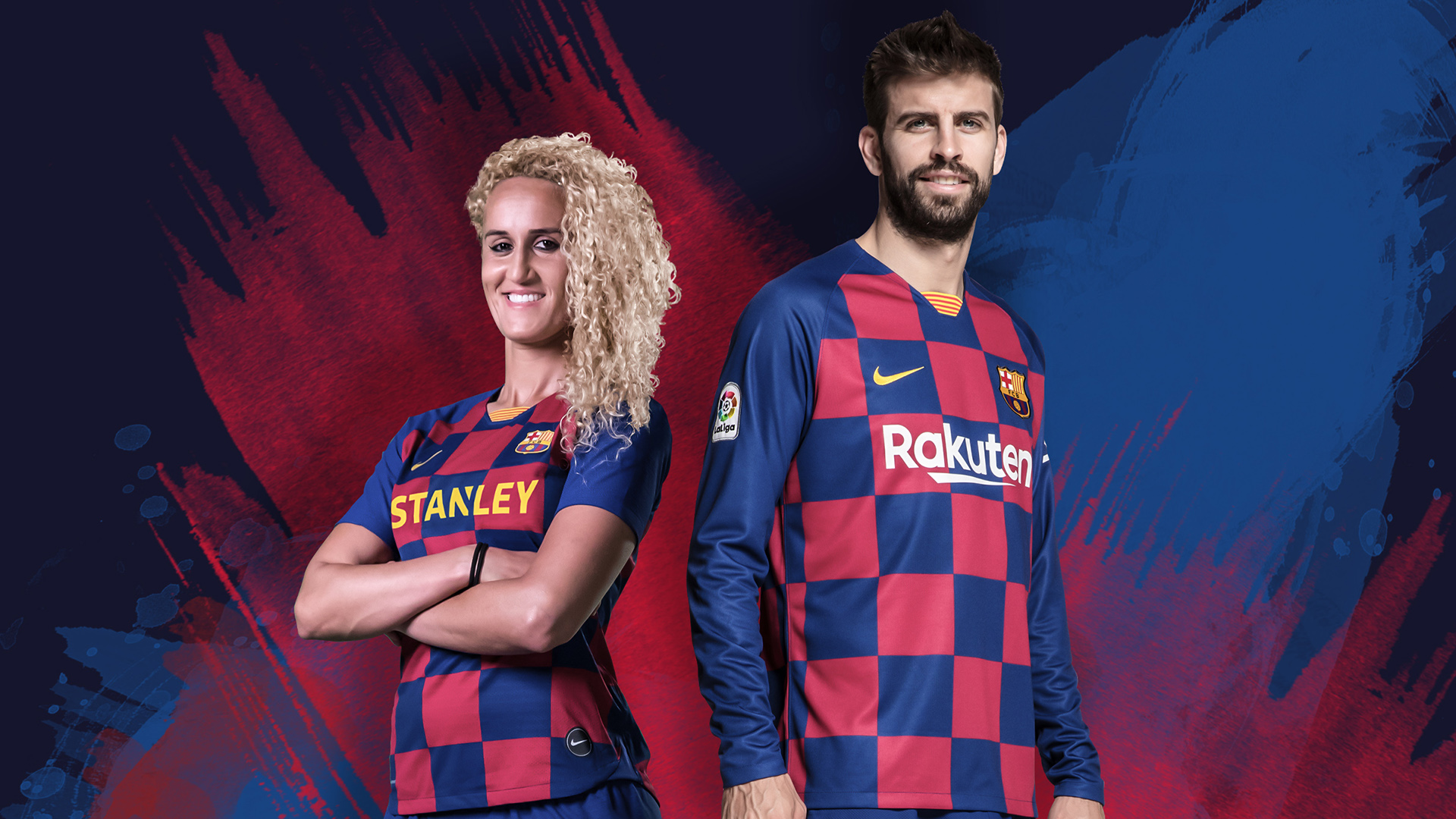 Barcelona 2019-20 Kit: Liga Giants Change Stripes For