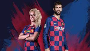 b0abdc7f809 New 2019-20 football kits: Real Madrid, Manchester United, Barcelona ...
