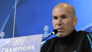 Zinedine Zidane, Juventus Real Madrid, UEFA Champions League, press conference