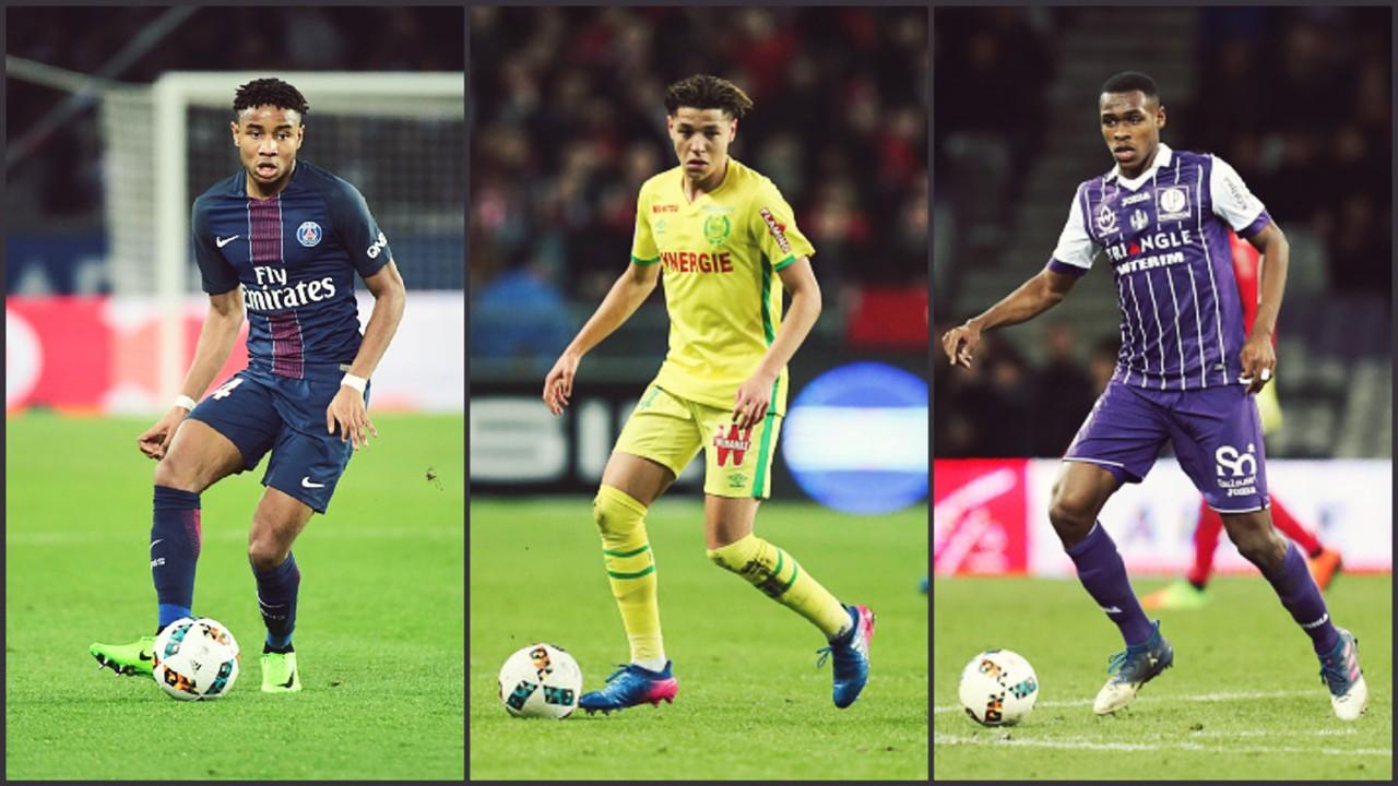 Collage France U20