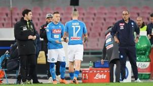 Marek Hamsik Napoli Genoa Serie A
