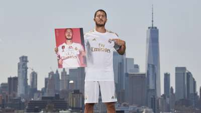 FIFA 20 Cover Eden Hazard Real Madrid