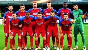 Steaua lineup (December of 2016)