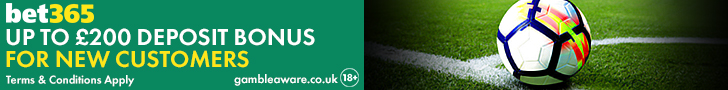 bet365 new account offer footer UK