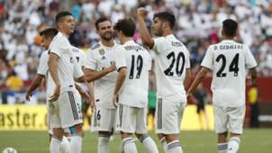Marco Asensio Real Madrid ICC 2018