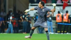 Rodolfo Cota Chivas Liga MX 2018