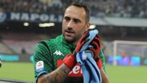 David Ospina Napoli 2018