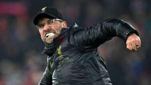 Jurgen Klopp Liverpool 2018-19