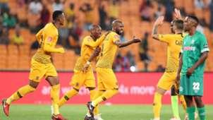 Ramahlwe Mphahlele, Kaizer Chiefs, September 2018