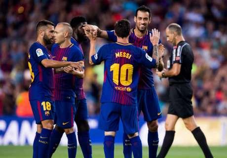 Quiénes son los capitanes del Barcelona