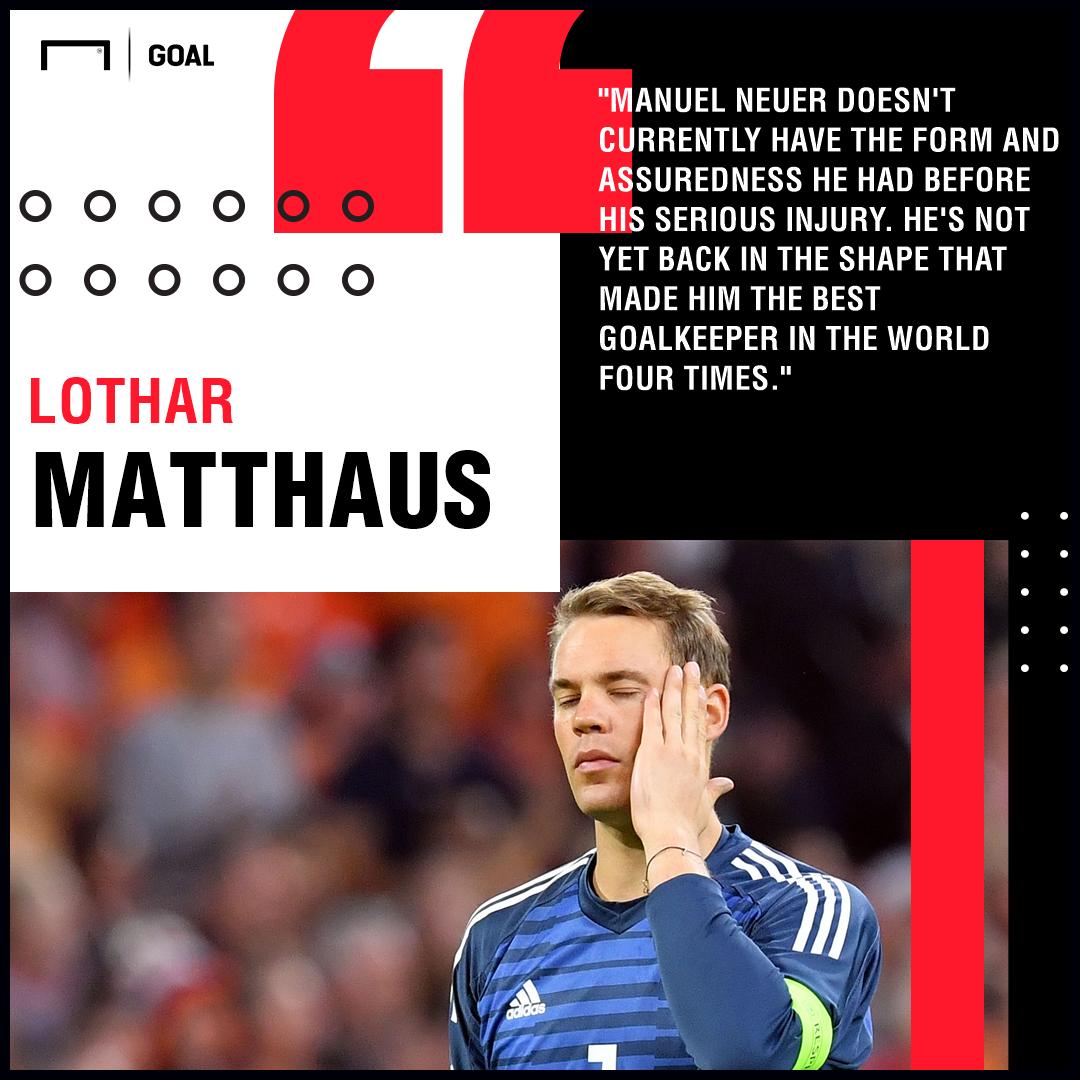 Manuel Neuer Lothar Matthaus PS