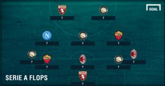 Serie A flops tease