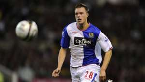 Phil Jones - Blackburn Rovers