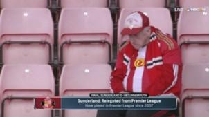 Sunderland desciende