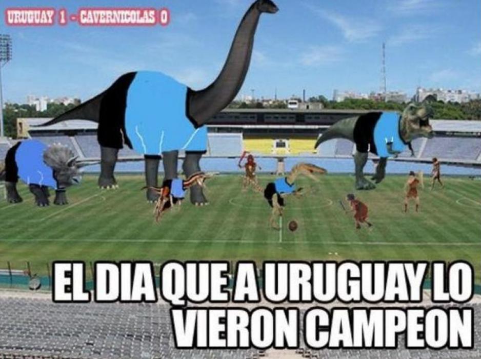 Memes Uruguay vs Francia
