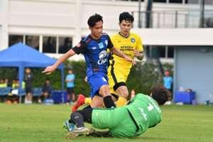 ทีมชาติไทย U23 - พัทยา ยูไนเต็ด