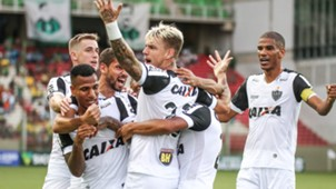 Roger Guedes America-MG Atletico-MG 18022018 Mineiro