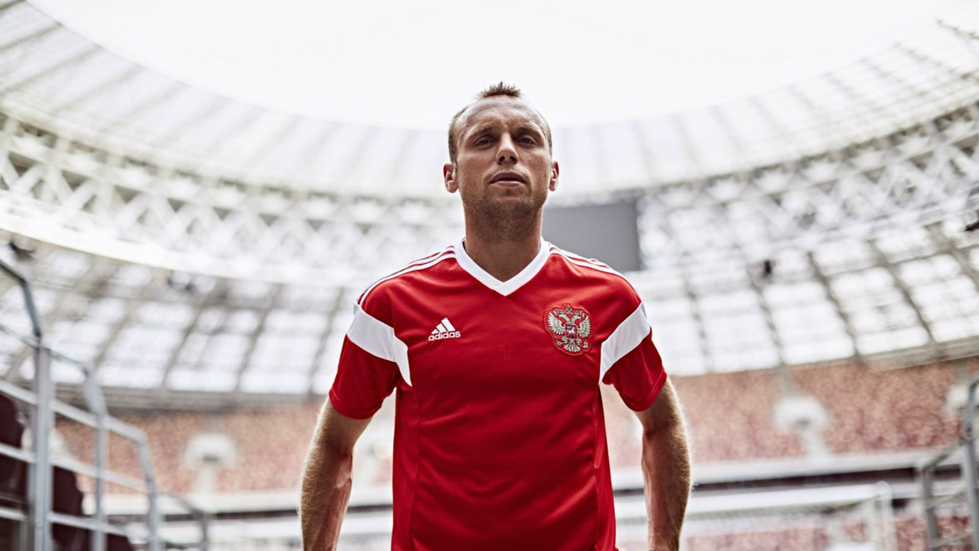 fbf46ac5f World Cup 2018 kit Russia home
