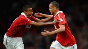 Jesse Lingard Ravel Morrison Man Utd 2011