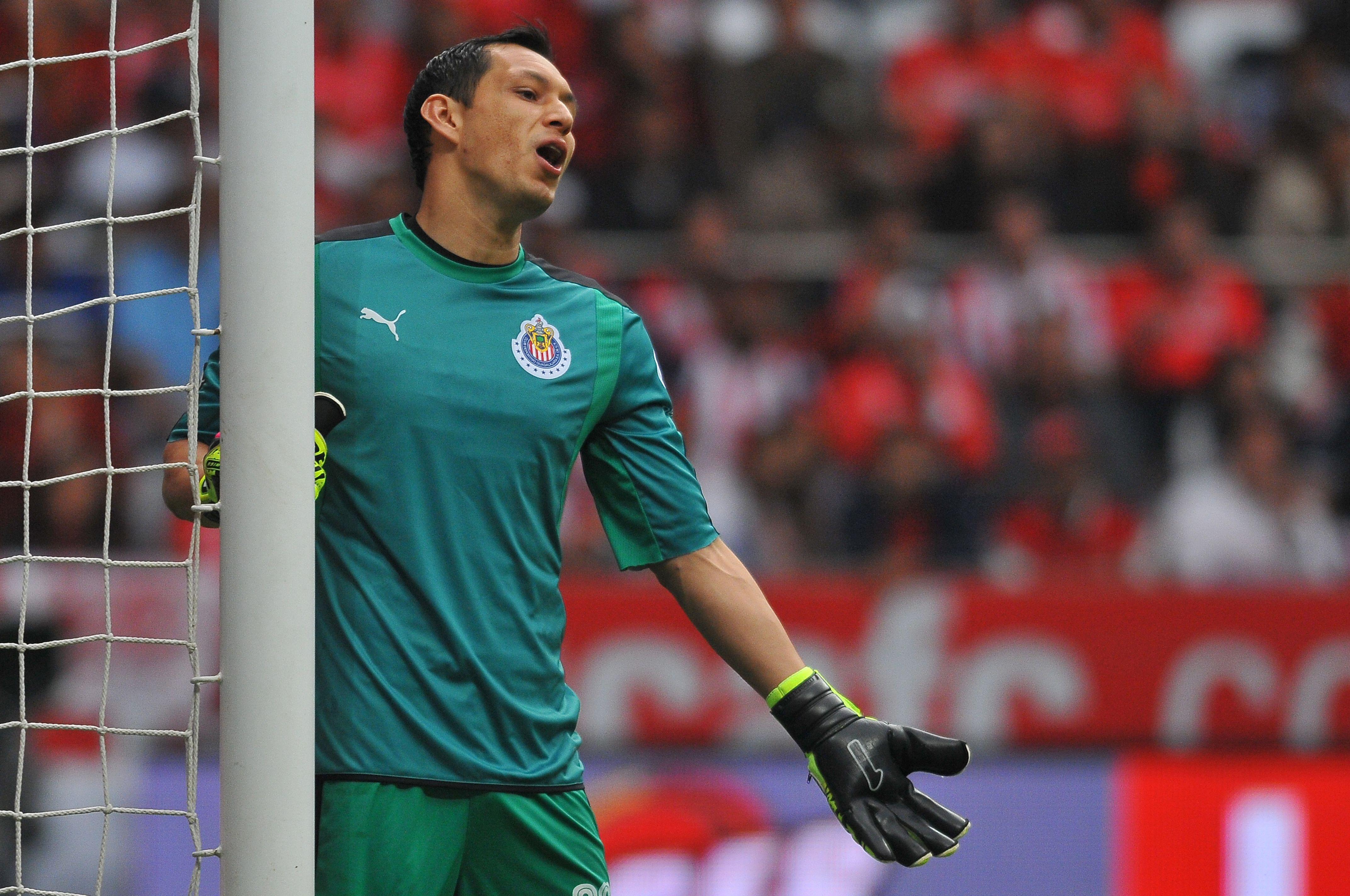 Rodolfo Cota Chivas Clausura 2018