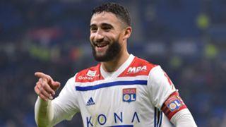 Nabil Fekir Lyon 2018-19