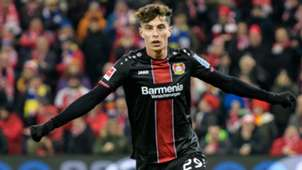 Kai Havertz Bayer Leverkusen 08022019